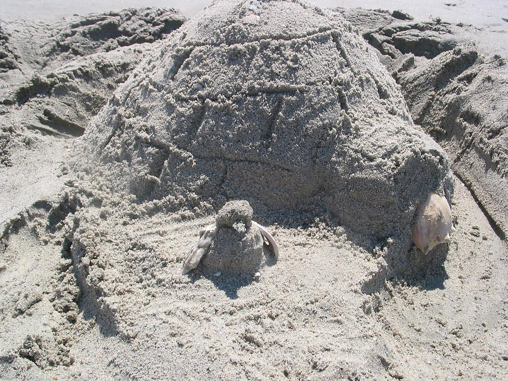 Sand Igloo! by Trixsy in Member's Categories